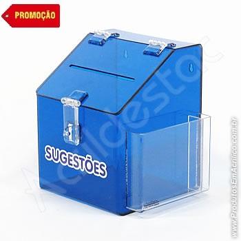 Caixa de Sugestões Promoção do Mês 0002